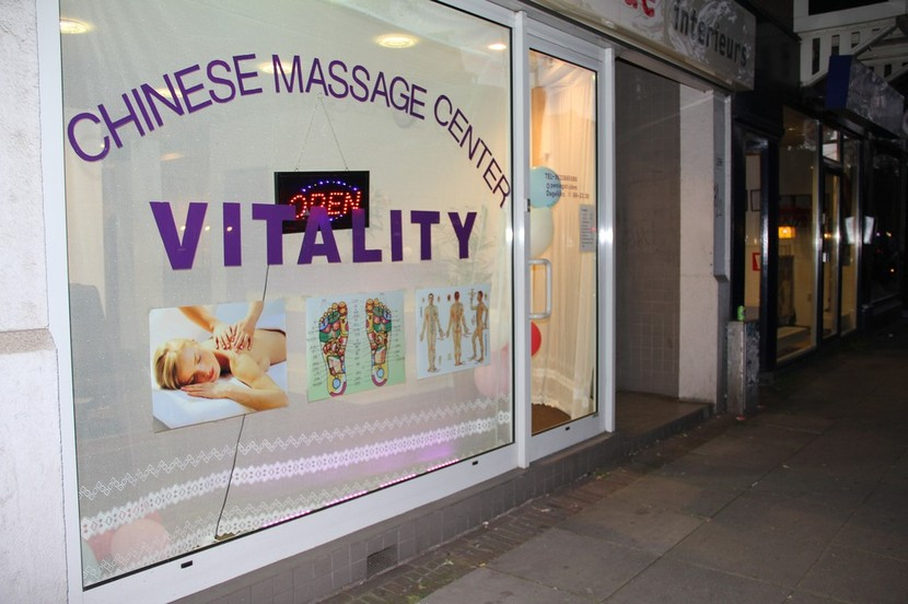 Chinese Massage centrum in Amsterdam